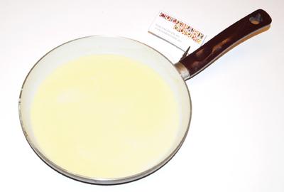 Сырный соус Шаг 3