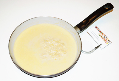 Сырный соус Шаг 4
