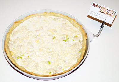 пирог киш рецепт с фото